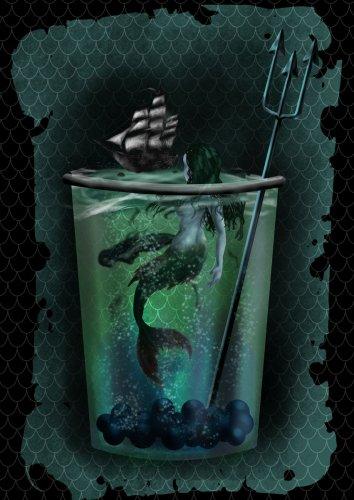 Sea Tea ~Mermaid~ [ポスター]/Mai Aimheart(4/18まで期間限定発売)