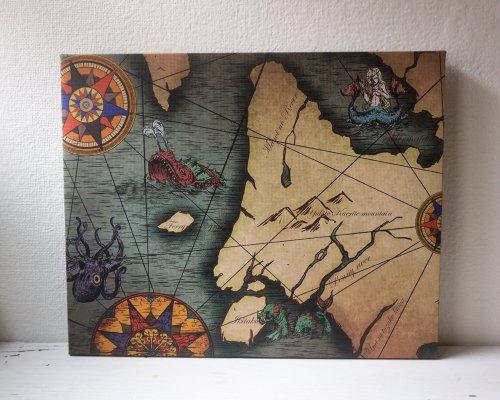 map [キャンバス]/Mai Aimheart(4/18まで期間限定発売)