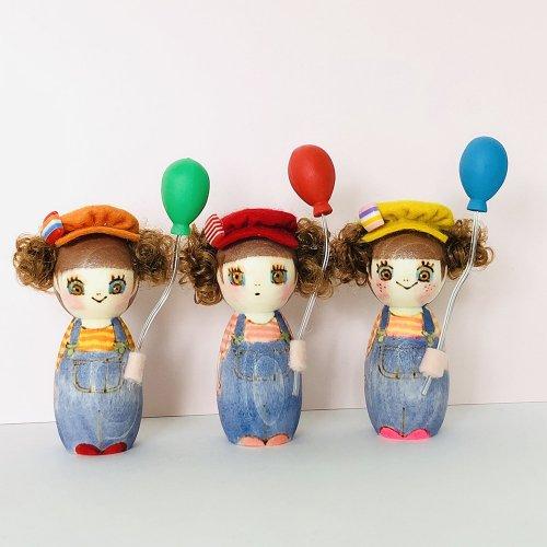 チビッツ(風船)/cokets.