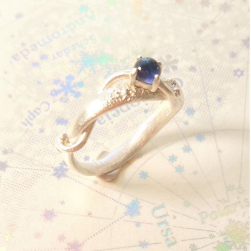 silverjewelry 星の聲リング/天使匣<img class='new_mark_img2' src='https://img.shop-pro.jp/img/new/icons14.gif' style='border:none;display:inline;margin:0px;padding:0px;width:auto;' />