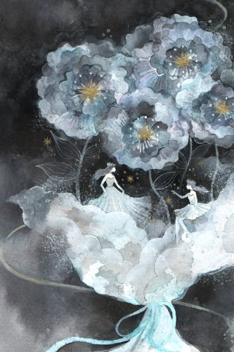 <img class='new_mark_img1' src='https://img.shop-pro.jp/img/new/icons14.gif' style='border:none;display:inline;margin:0px;padding:0px;width:auto;' />原画「Waltz of the flowers」/Yuna(8月8日21時-8月22日21時販売)