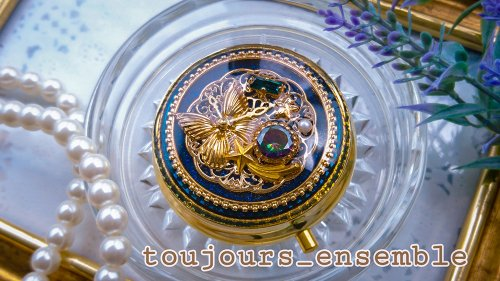 迷いの森 コンパクトケース/toujours_ensemble(8月8日21時-8月22日21時販売)