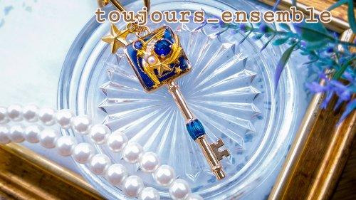 [8月16日21時販売] 幸福な王子 バックチャーム/toujours_ensemble(8月16日21時-8月22日21時販売)