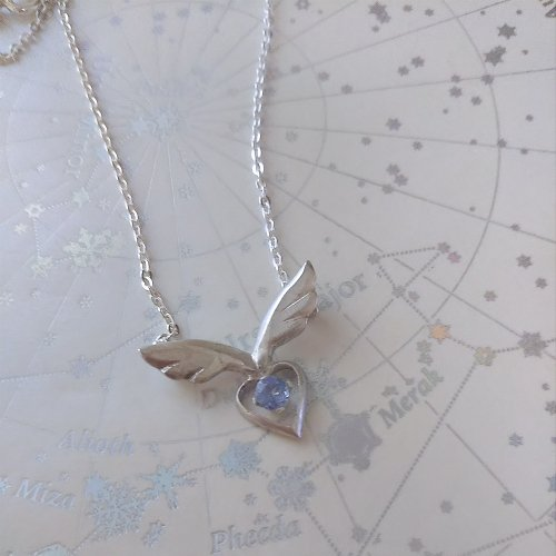 <img class='new_mark_img1' src='https://img.shop-pro.jp/img/new/icons14.gif' style='border:none;display:inline;margin:0px;padding:0px;width:auto;' />silverjewelry Love for Distance/天使匣(10月6日21時より販売)