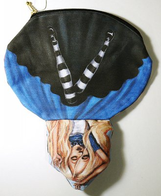 fallen alice pouch