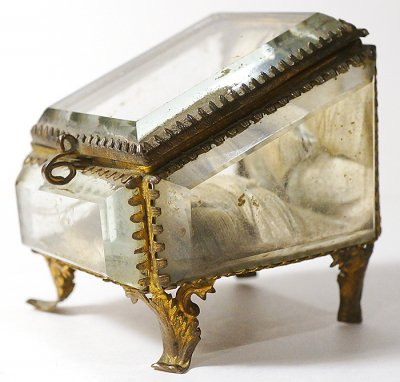 ジュエリーボックス(懐中時計用)