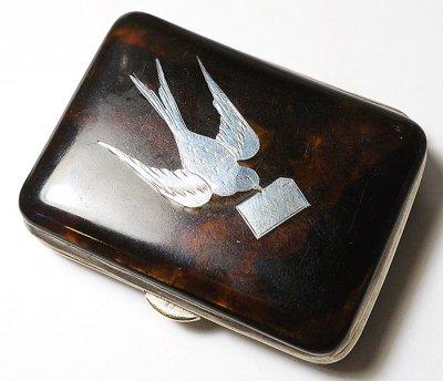 小鳥のコインパース(1920-30's)