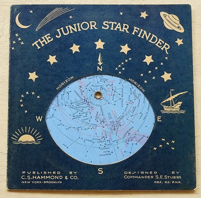 THE JUNIOR STAR FINDER(1950's/アメリカ製)