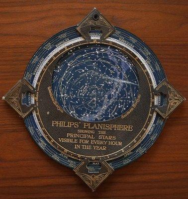 フィリップスの星座早見盤