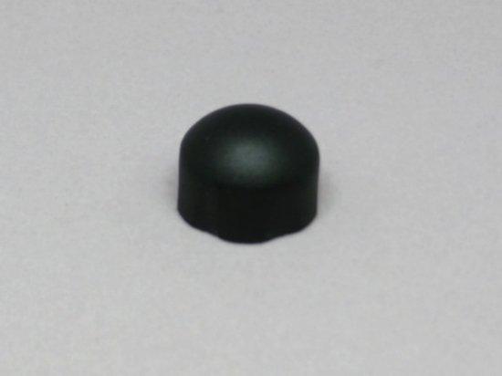 即納 ボルトナットキャップ PP ブラック M10  4個