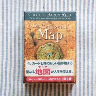 ザ・マップオラクルカード (日本語解説書つき)