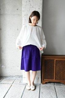 (即売)ヤンマ産業 会津木綿ライトギャザースカート ALG-SK