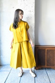 (即売・ご予約)ヤンマ産業 会津木綿スタンドカラーシャツ ASC-SH