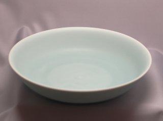 氷青磁 七寸鉢