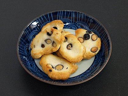 塩おかき 長崎五島の塩拡大画像
