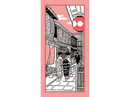 京景色シリーズ:華たちばな拡大画像