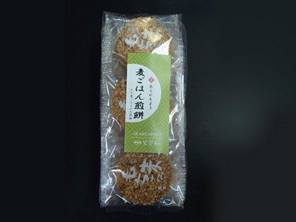 麦ごはん煎餅(18枚)拡大画像