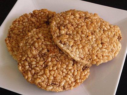 麦ごはん煎餅(18枚)拡大画像1