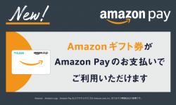 【決済】Amazonギフト券が使える!あらゆる決済に対応!AmazonPay LinePay クレジット QR決済 電子マネー