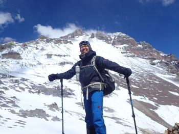 アルバイト常田くんのアコンカグア登頂記録