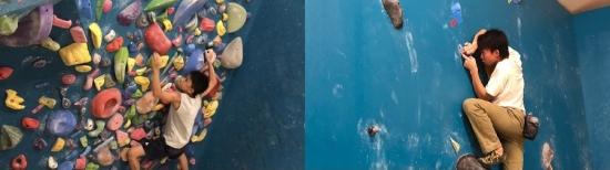 【ジム】グッぼるコンペ壁が2018年7月完成。ボルト穴のない壁とコンペ向けセット