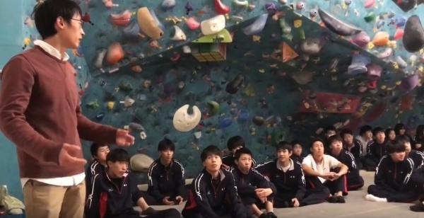 【高校実習】地元高校生への体育演習 - 全3回の授業は今年で5年目