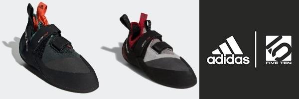 【ジム】Adidas FiveTen 試し履き会 - 購入者全員にadidasチョークバッグ&ステッカープレゼント!
