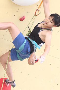 グッぼるユース 小島果琳 アジアユース コンバインド優勝!