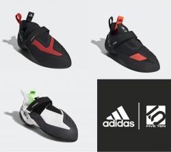 【ジム】Adidas FiveTen 試し履き会 in グッぼる - 全3種類の最新シューズを履いてガンガン登れます!