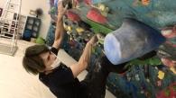 【ジム】岩で登れるようになる課題!サーキット2020冬開始!