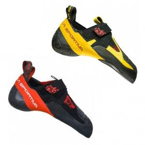 SPORTIVA(スポルティバ) SKWAMA(スクワマ) ブラックイエロー/ブラックポピー(2020年新色) ※総合力に優れた最新靴