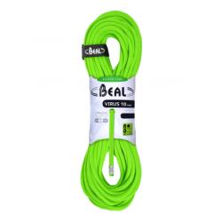 Beal(ベアール) 10mm Virus(バイラス) 50m/60m ピンク/グリーン ※性能バランスが最高で撥水省略でお安い ※1500円値下がり