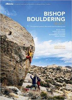 Bishop Bouldering Select 2016(ビショップボルダリングセレクト) ※最新ビショップガイド ※メール便88円 ※2019年3月上旬予約