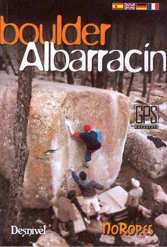 Boulder Albarracin Guidebook(ボルダーアルバラシンガイドブック) ※最新 スペイン アルバラシン ボルダリングガイド ※メール便8…