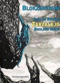 △Zarzalejo Bouldering Guidebook(マドリード サルサレホ ボルダリングガイドブック) ※スペイン マドリードボルダリングガイド ※メール便88円