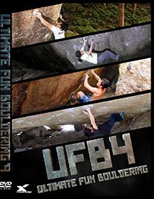 UFB Season.4 DVD版 ※日本人による日本の登りを集約 ※メール便88円