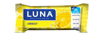 ClifBar(クリフバー) ルナ エナジーバー 48g 女性用エナジーバー  Clif Bar Luna Energy Bar ※メール便88円