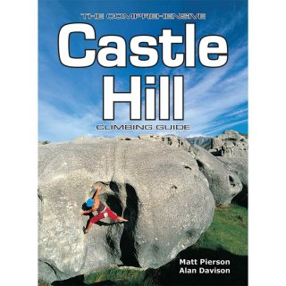The Comprehensive Castle Hill Climbing Guide(キャッスルヒル クライミングガイド) ※2015最新 ※メール便88円