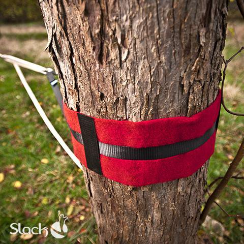 Slack.fr(スラックエフアール) TreEco(ツリエコ) 1.5m 2個1組 ※ノンスリップフェルトは設置が楽 ※樹木保護は確実に ※11月上旬入荷…