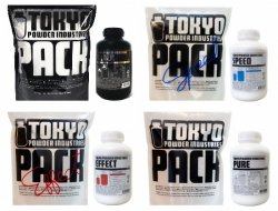 TokyoPowderIndustries(東京粉末) チョークシリーズ ※用途で選ぶ4種類