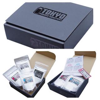 TokyoPowderIndustries(東京粉末) TEST BOX(テストボックス) ※4種50gミニパック ※ブレンドお試しやプレゼントに