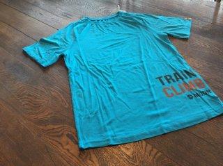 MOON(ムーン) TRAIN HARD TEE(トレインハードTee) Mens ※2017年新モデル ※メール便88円