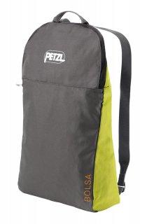 Petzl(ペツル) BOLSA(ボルサ) ※背負えるロープバッグ ※タープ内蔵