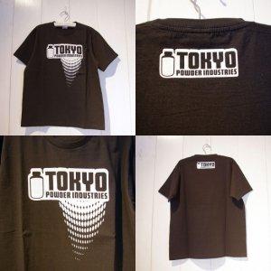 TokyoPowderIndustries(東京粉末) LOGO TEE 2017(ロゴティー2017) ※メール便88円