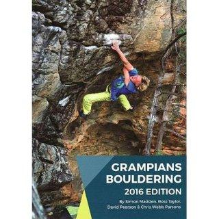 Grampians Bouldering Guidebook 2016Edition(グランピアンズボルダリング) 第2版 ※オーストラリア ※メール便88円