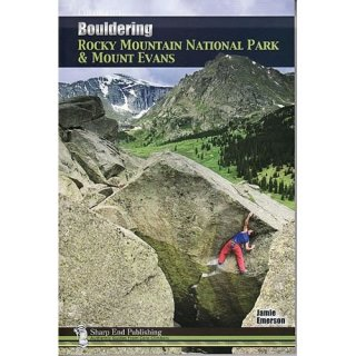 Bouldering Rocky Mountain and Mount Evans Climbing Guidebook(ロッキーマウンテンエイビス) ※メール便88円