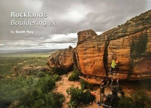 Rocklands Bouldering Guidebook(ロックランズボルダリングガイド) ※2018年最新ガイド ※南アフリカ ※メール便88円