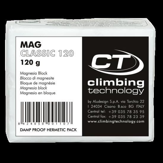 Climbing Technology(クライミングテクノロジー) Mag Classic 120 Chalk Block ※日本未入荷 ※コンペ専用高密度チョーク ※止まりすぎて岩出の使用…