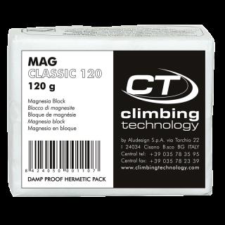 Climbing Technology(クライミングテクノロジー) Mag Classic 120 Chalk Block ※コンペ専用高密度チョーク ※止まりすぎて岩での使用禁止