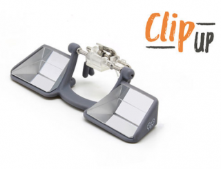 YY VERTICAL(ワイアンドワイ) ClipUp Belay Glasses(クリップアップビレイグラス) ※メガネの上から超軽量32g ※首や腕の負担軽減